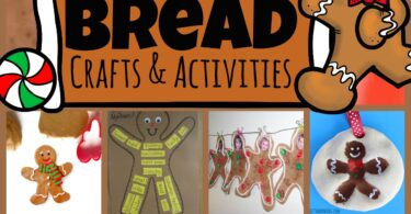 If you are looking for lots of really fun Gingerbread Crafts and Gingerbread Activities to celebrate the holiday season this December, you are going to love these super cute, fun-to-make projects! All thesegingerbread craft ideas are perfect for toddler, preschool, pre-k, kindergarten, first grade, and 2nd grade students.