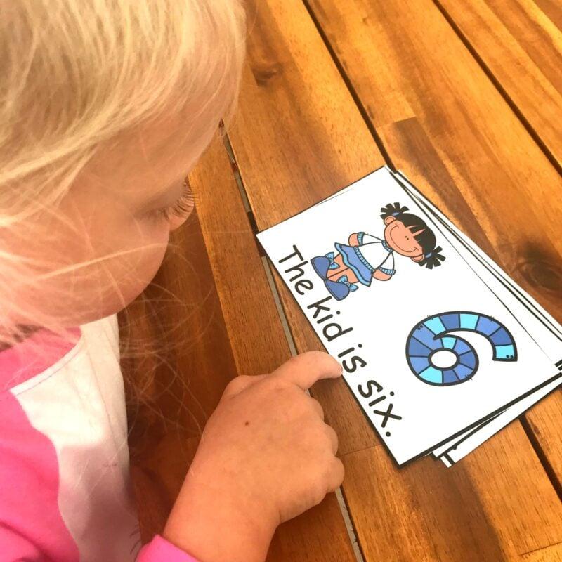 short i words printable for kindergarten, first grade, and 2nd grade kids
