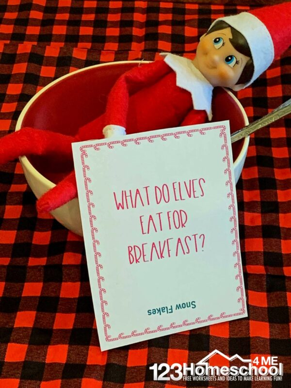 Elf on the Shelf Jokes