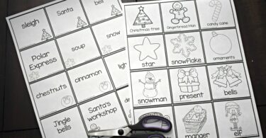 free-printable-Christmas-pictionary