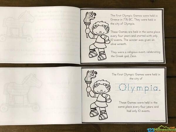 greek history for kids