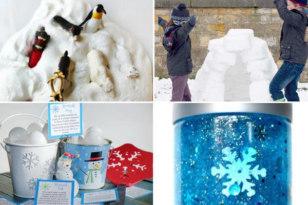 Snow Activites