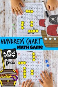 hundreds chart math game