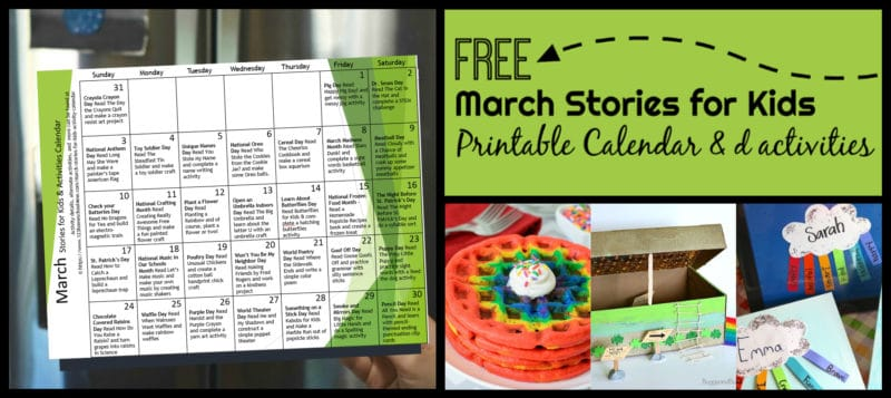 March STories for Kids