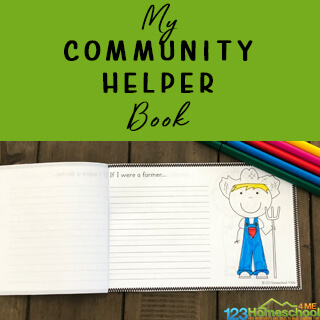 community helpers book pdf