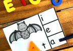 use cvc words to work on Kindergarten Phonics
