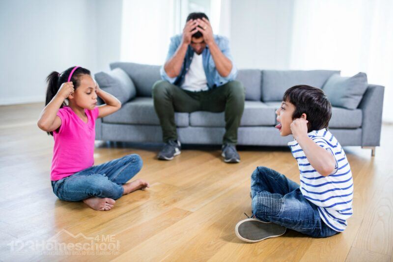 how to improve family stress caused by stay at home social distancing