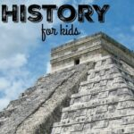 Tons of hands on units filled with educational history for kids and free printables