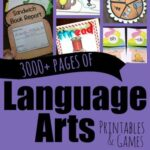 3000+ free language arts worksheets, games and activities to make learning english grammar fun for elementary age kids
