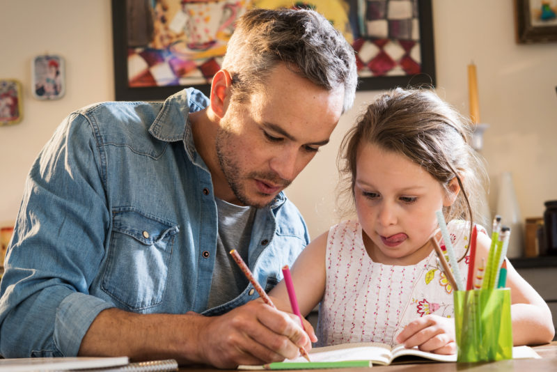 how to homeschool during the school closure amid the pandemic