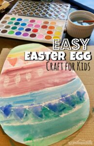 This is uch a fun and easy easter crafts to make