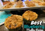 Best Blueberry Muffins Recipe
