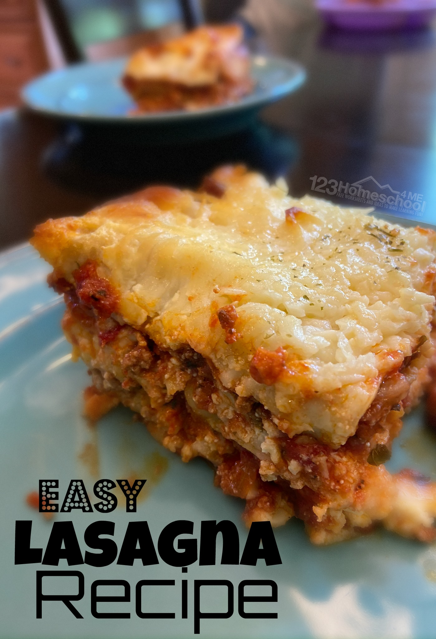 Mom S Easy Lasagna Recipe