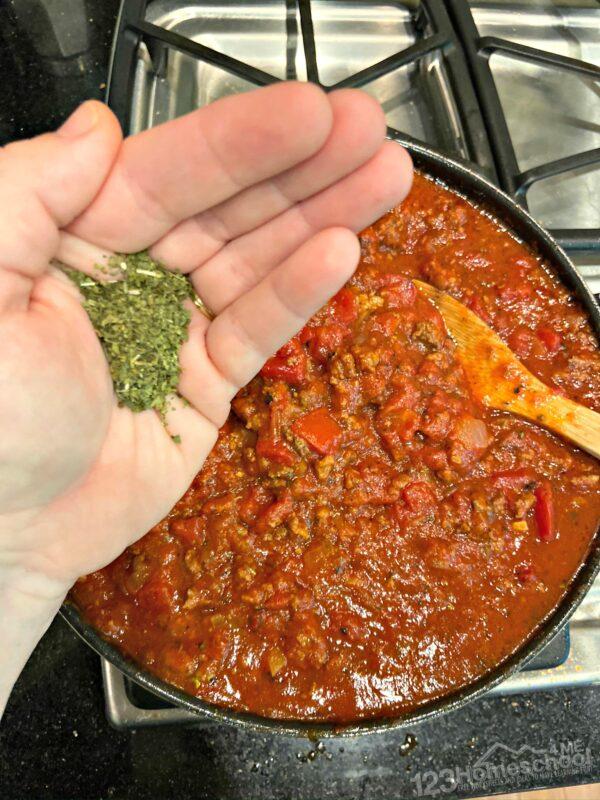 Homemade Italian Meat Sauce