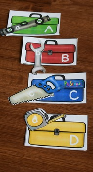 Construction Letter Matching