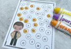 practice multiples and skip counting by 2s, 3s, 4s, 5s, and 10s with this fun Star Wars Math activity for kindergarten, grade 1, grade 2, and grade 3