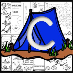 letter c printables for pre k