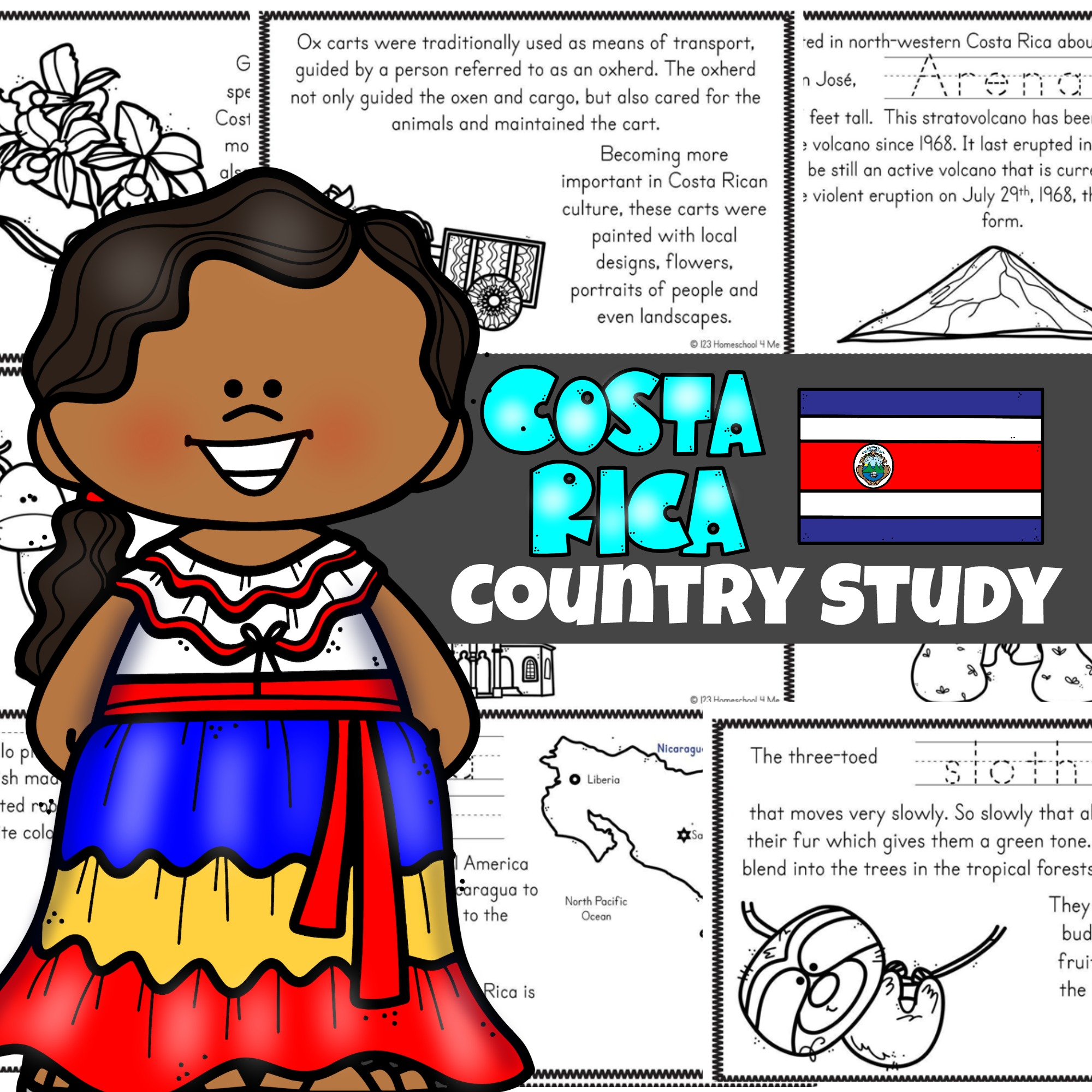 Costa Rica Country Study