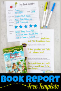 Make sure kids are understanding what they read with this free book report template. This1st grade book report is a handy, NO PREP way to ensure early readers are understanding what they are reading. Thebook report template 3rd grade has a spot for first grade, second grade, third grade, and fourth grade students to write down book title, author, rate the book, tell their favorite part, give a summary of the book, and more. This is such a handy, free printable,book report template 2nd grade. Simply grab the free downloadable book reportsand you are ready to go!