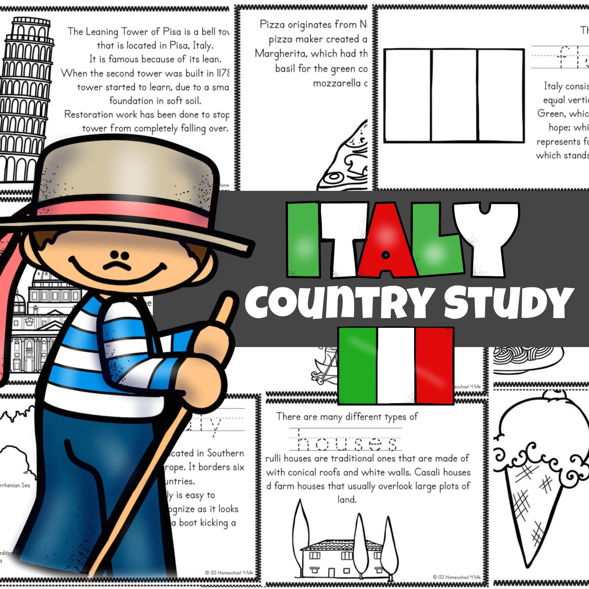 16 Country Studies For Kids 123 Homeschool 4 Me