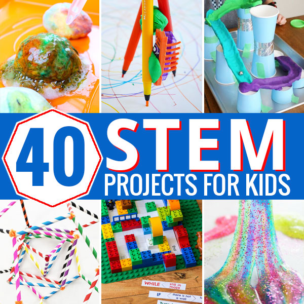 Stem Activities and stem projects for preschoolers, kindergartners, grade 1, grade 2, grade 3, grade 4, grade 5, and grade 6 students