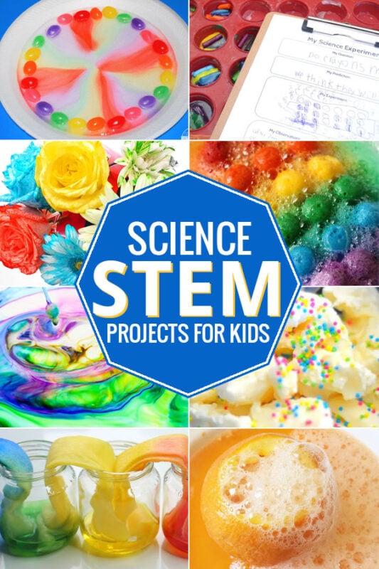 Science Based STEM Activities