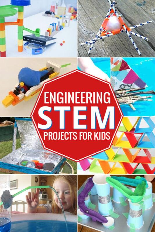 Engineering Based STEM Activities