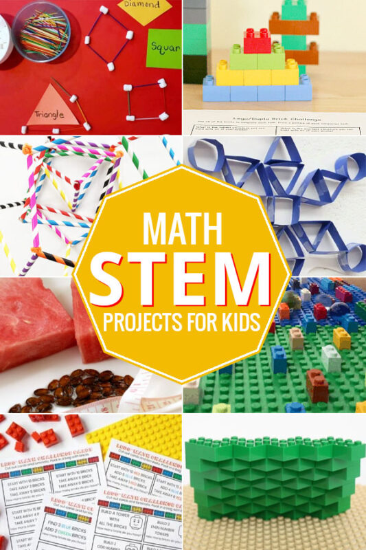Math Based STEM Activities