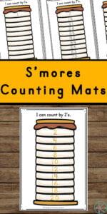 Smores Skip Counting Activity