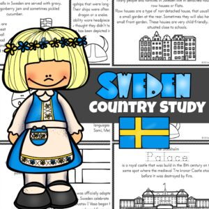 sweden Country Study