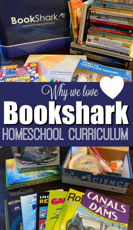 Looking for a fun, easy-to-usehomeschool curriculum package that includes lots of great literature to make learning fun, you will loveBookshark. Book shark is a fully planned home school curriculum that will help your homeschooler succeed! Plus, your family learn together