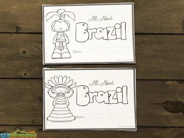 Brazil Emergent reader