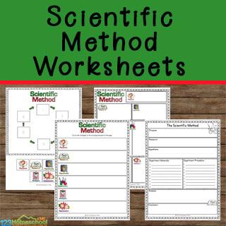 Scientific Method Printables