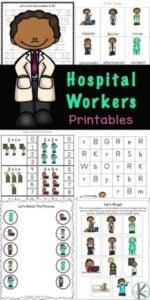 doctor worksheets