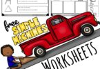 These no prep, free printable simple machine worksheets are a handy way to review what students have learned in a simple machines for kids science lesson. These science worksheets are a great tool to review and assess what kindergarten, first grade, 2nd grade, 3rd grade, 4th grade, 5th grade, and 6th grade students have learned.
