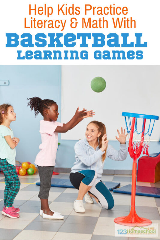 Basketball Learning Games