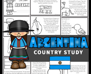 Argentina Country Study