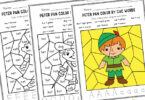 free CVC Word Worksheets