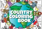 Country Coloring Book
