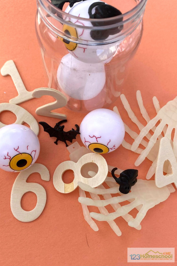 Halloween Counting Activity