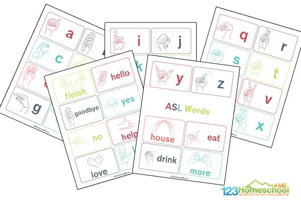 ASL Flashcards