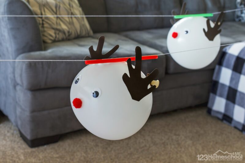 easy Christmas Science Experiments