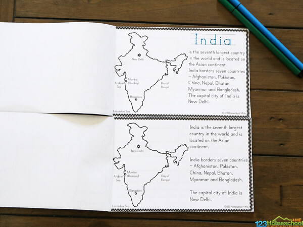 Facts about India for kids