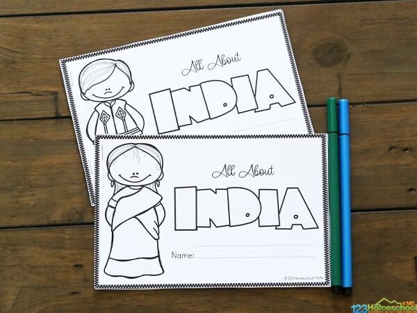 Free India Printables