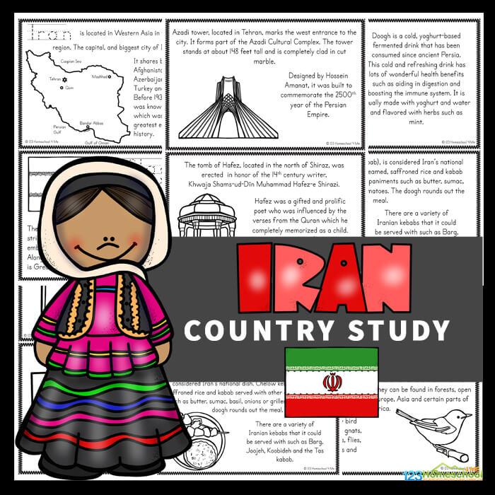 Iran Country Study