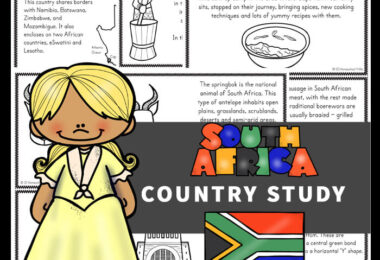 South Africa Country Study