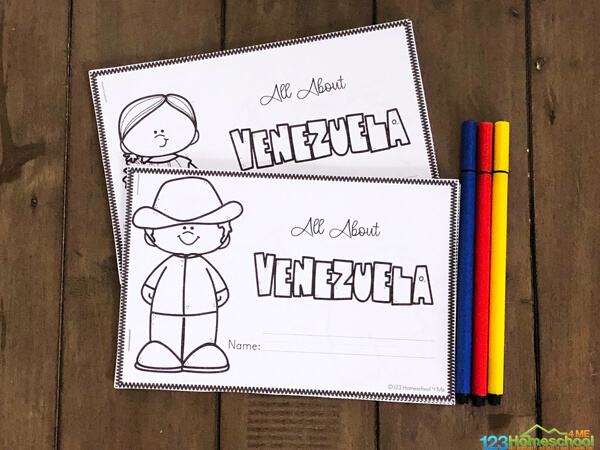 Venezuela facts and information