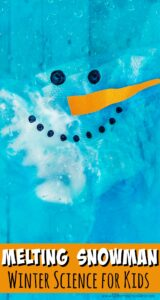 This outrageously FUNExploding Snowman is a funwinter science experiment for kids of all ages from toddler, preschool, pre-k, kindergarten, first grade, and 2nd grade students. This STEM experiment is super simple to try using common materials you already have in your kitchen! Use this as asnowman activityto teach kids a little chemistry with this baking soda and vinegar experiment.