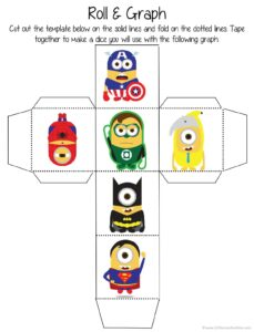 minion graphing