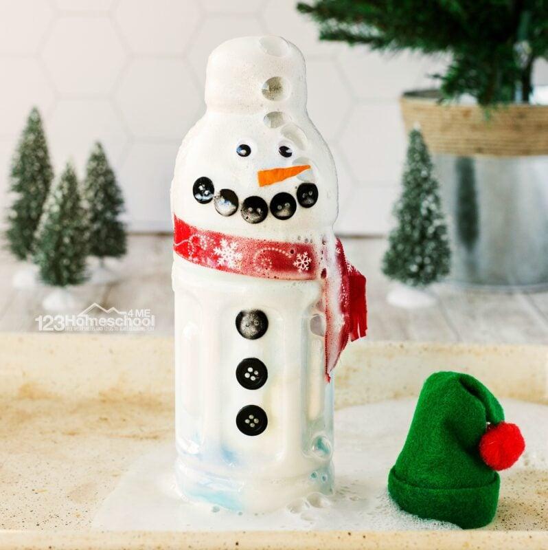 snowman science